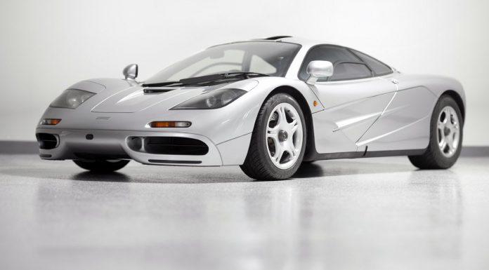 McLaren F1 at Auction