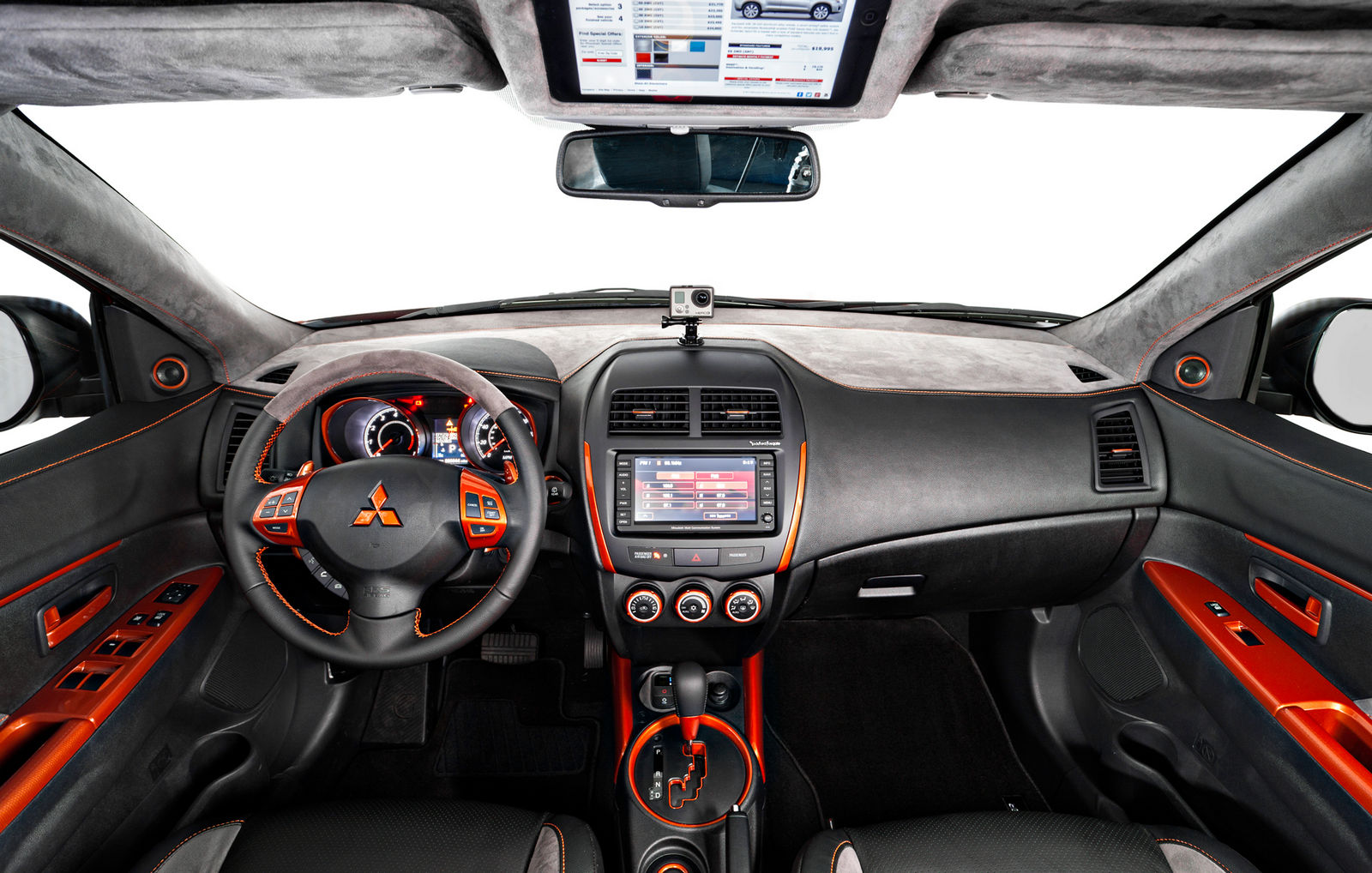 New 2013 mitsubishi outlander interior and picture apps directories