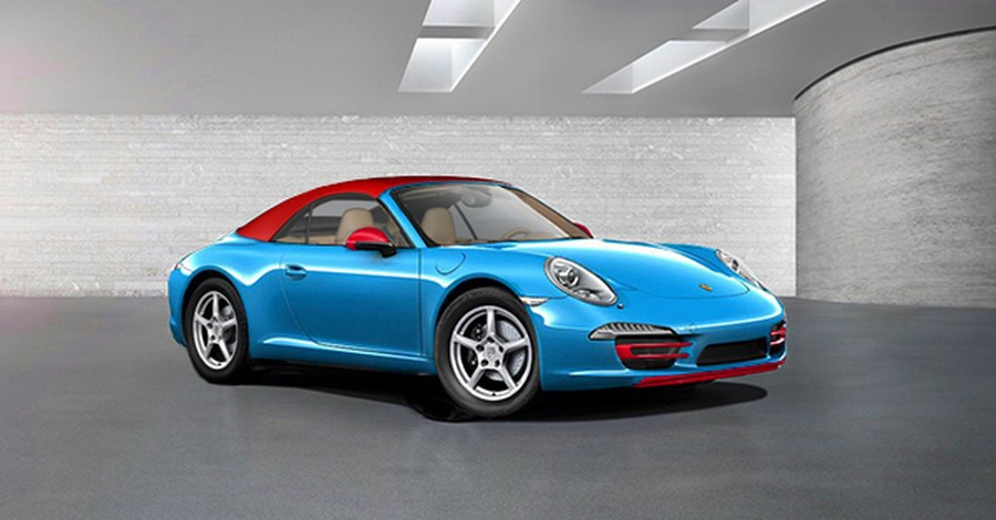Report: Entry-Level 2014 Porsche 911 Blu Edition Heading to Frankfurt Auto Show 2013