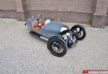 Morgan Three-Wheeler Recalled Over Brake 'Issue'