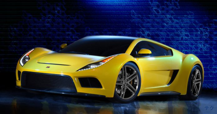 New Saleen Supercar Coming Within Two Years