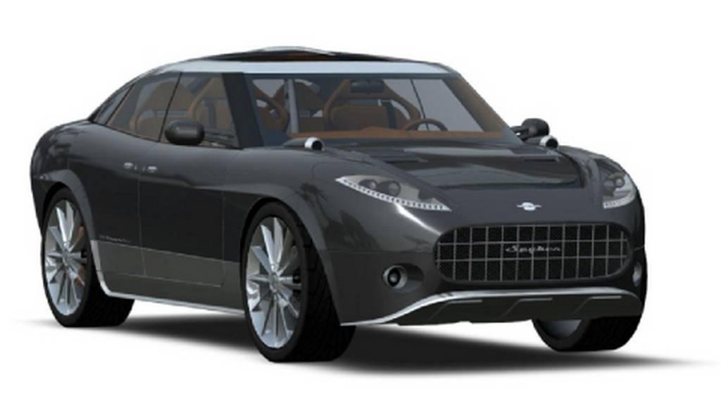 New Spyker D8 SUV Heading to Geneva Motor Show 2014