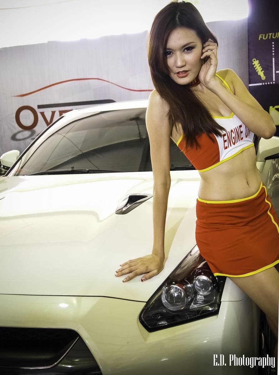 Cars Amp Girls Super Gt Girls At Sepang International