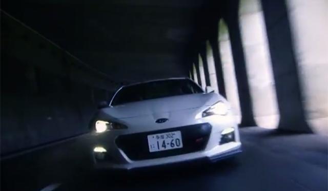 2014 Subaru BRZ tS Makes Video Debut