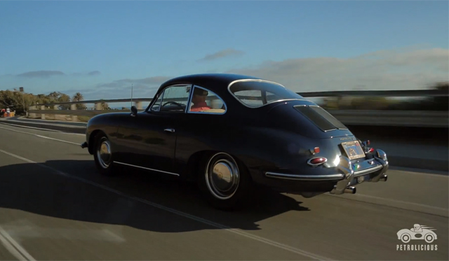Video: Petrolicious Drives Million Mile Porsche 356