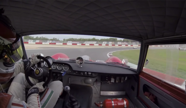 Video: Insane Sounds of Ferrari 250 GT SWB Breadvan!