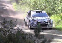 Video: New Hyundai i20 WRC Car Gets Shakedown in Finland