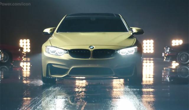 Video: BMW Concept M4 Coupé Alongside its Predecessors
