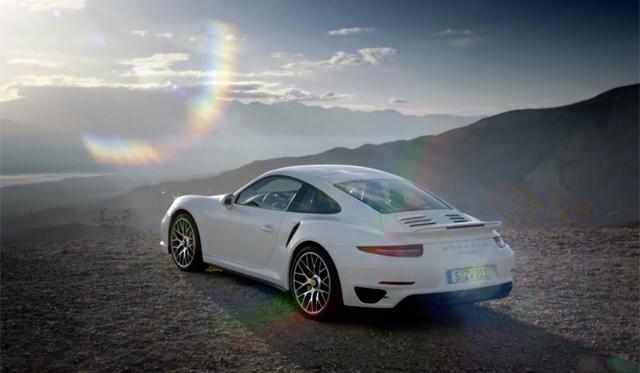 Video: 2014 Porsche 911 Turbo Breaking New Ground