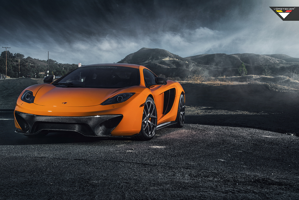 Mega-Gallery of McLaren MP4-VX by Vorsteiner