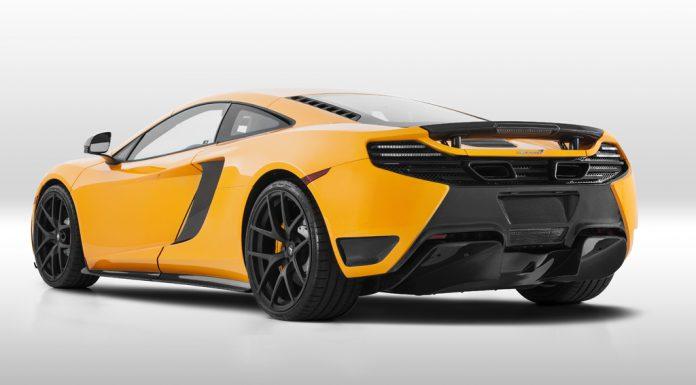 Official: McLaren MP4-VX by Vorsteiner