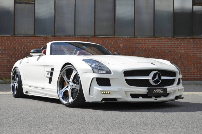 Official: Mercedes-Benz SLS AMG Roadster by MEC Design