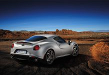 All Alfa Romeo 4C Details Leaked