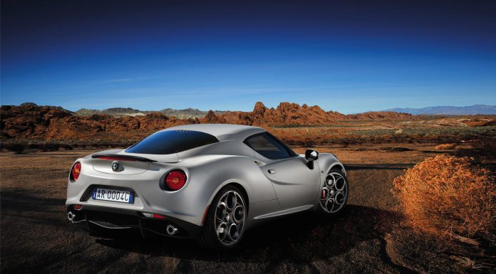 All Alfa Romeo 4C Details Leaked