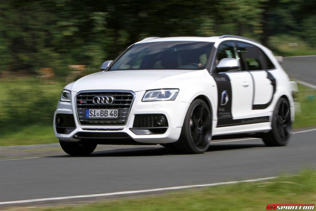 Audi SQ5 by B&B Automobiltechnik