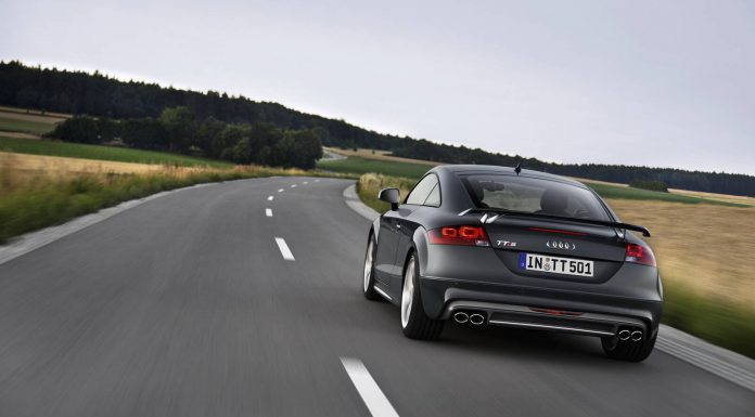 Audi TTS Competition Special Edition