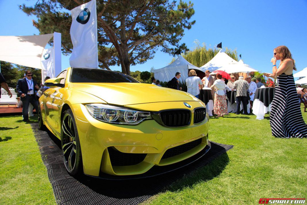 Report: 2014 BMW M4 Coupe Won't Receive Manual Transmission