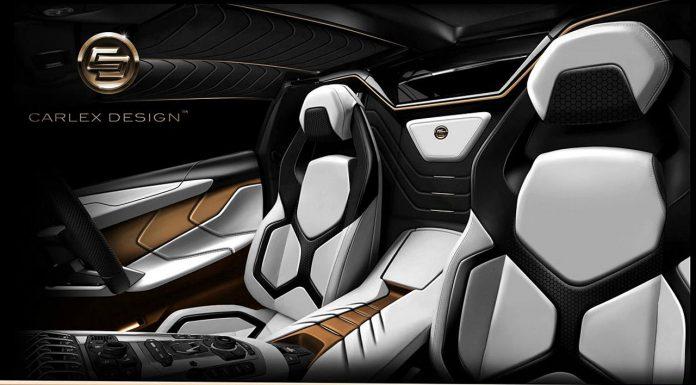 Preview: Lamborghini Aventador by Carlex Design
