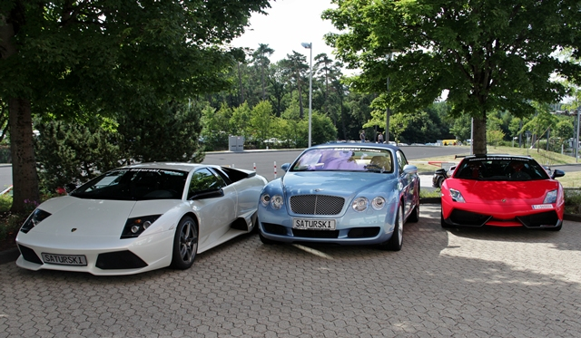 Gallery: Exotic Cars around the Track during 2013 Oldtimer Grand Prix at the Nurburgring by Fabian Räker