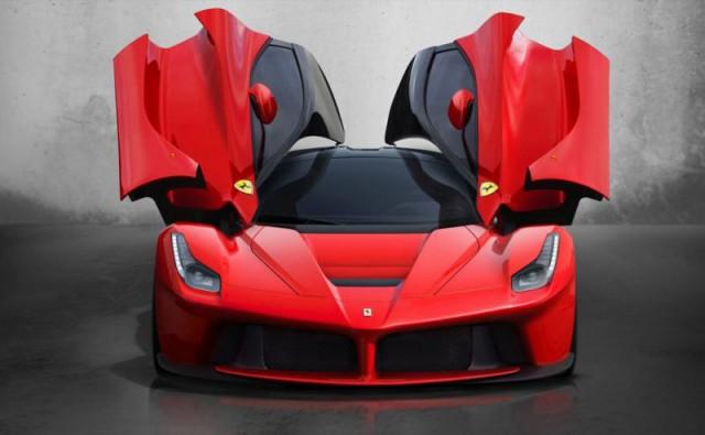 Ferrari Revenues Increase Despite Fewer Deliveries