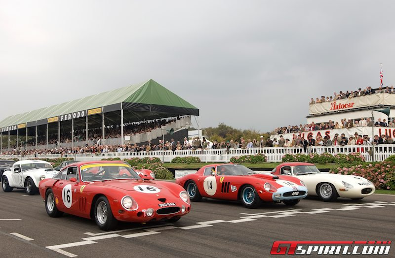 Goodwood Revival RAC Tourist Trophy