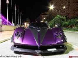 Pagani Zonda 760LH Spotted in Monaco!
