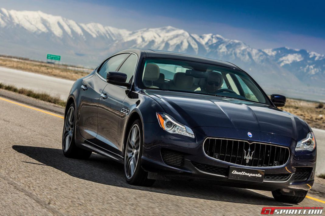 Maserati Received 17,000 Orders in First Seven Months of 2013