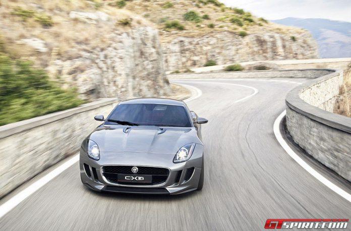 Jaguar F-Type Coupe Debuting at IAA Frankfurt Auto Show 2013