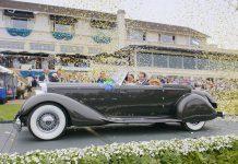 Pebble Beach 2013: Packard 1108 Twelve Dietrich Convertible Victoria Wins Best In Show