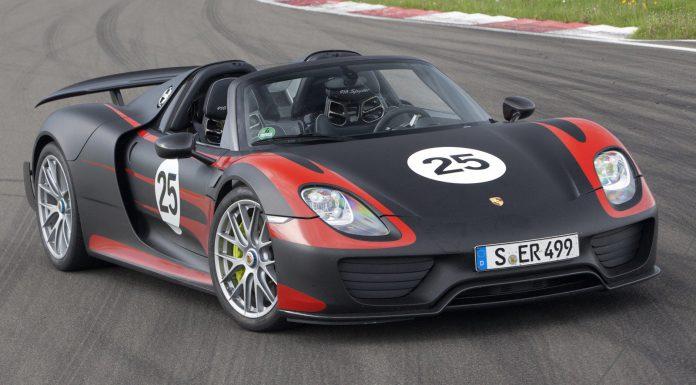 Porsche Announces Pebble Beach Concours d'Elegance 2013 Lineup