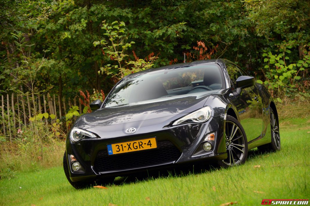 Toyota GT86 Could Receive 2.5-liter With 250hp