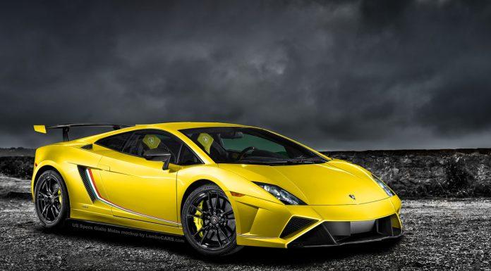 U.S. Only Receiving 15 Yellow Lamborghini Gallardo LP570-4 Squadra Corse's