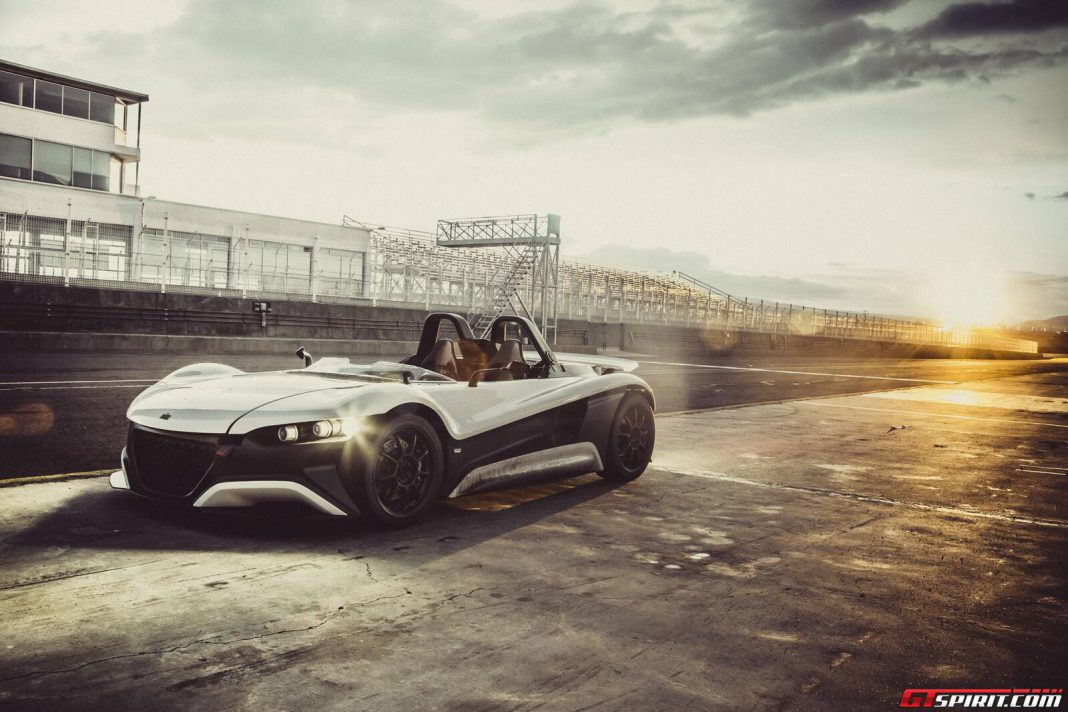VŪHL 05 Sports car to Enter Production in November