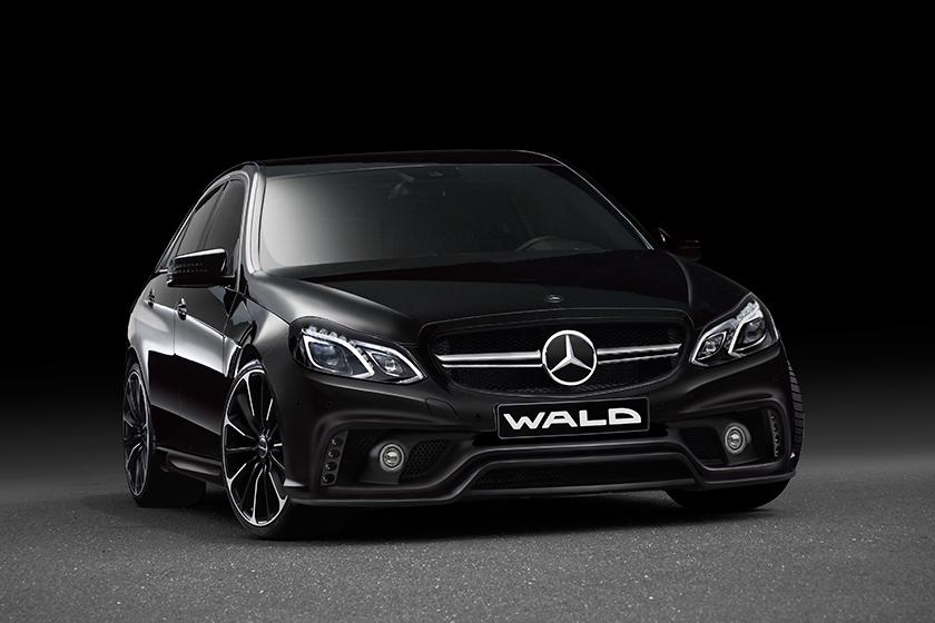 E Class Black Bison Preview Mercedes-Benz E-Class
