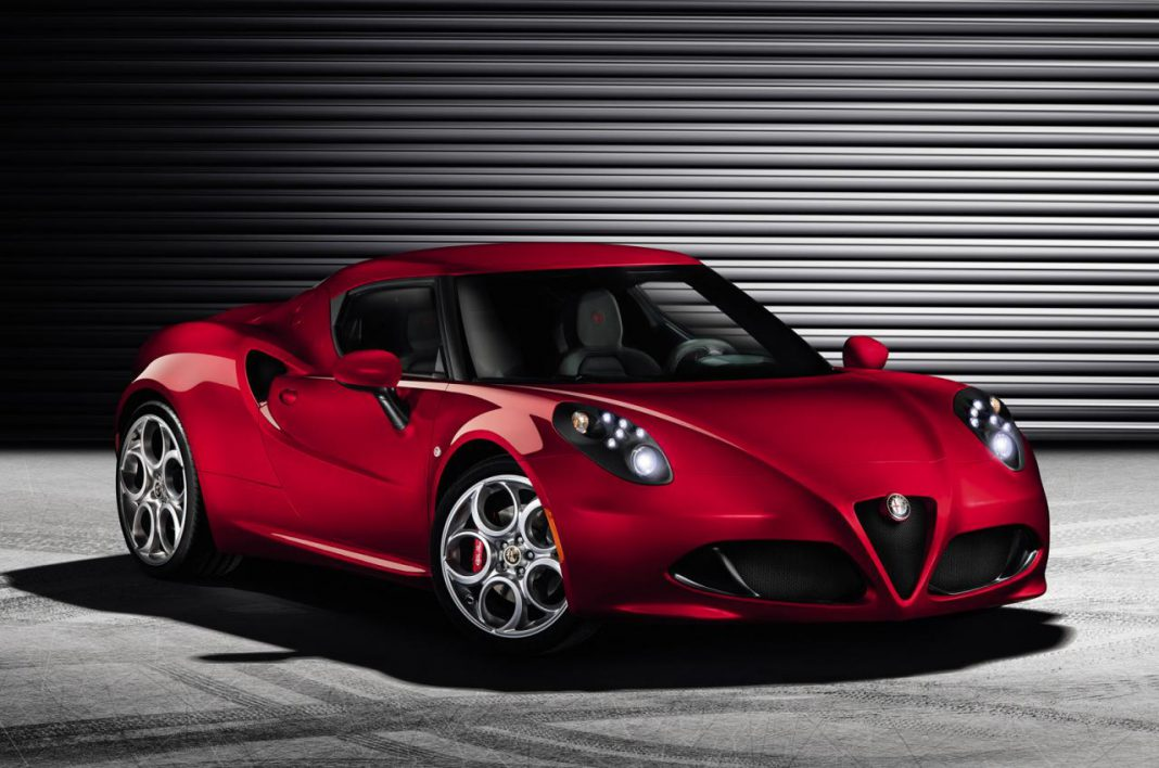 Say It Ain't So! Alfa Romeo 4C To Weight 220lbs More in the U.S!