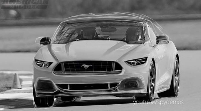 2015 Ford Mustang Imagined in Latest Rendering