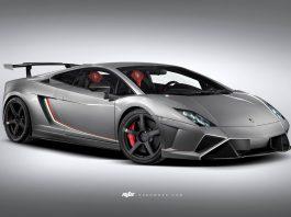 Lamborghini Gallardo LP570-4 Squadra Corse on Renown Wheels