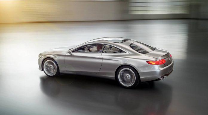 Official: Mercedes-Benz S-Class Coupe Concept
