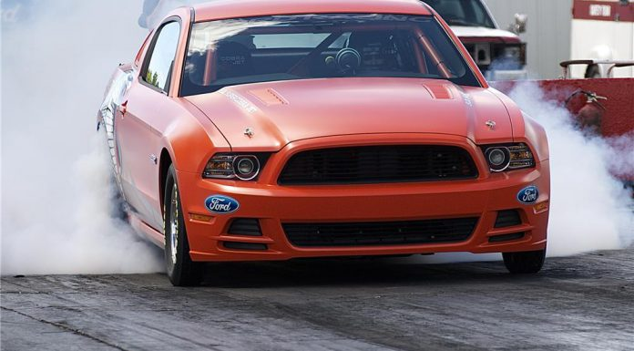 2014 Ford Mustang Cobra Jet Prototype to be Auctioned