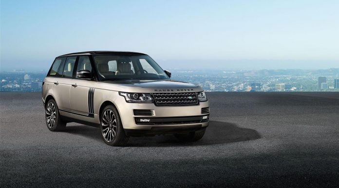Official: 2014 Range Rover and Range Rover Sport