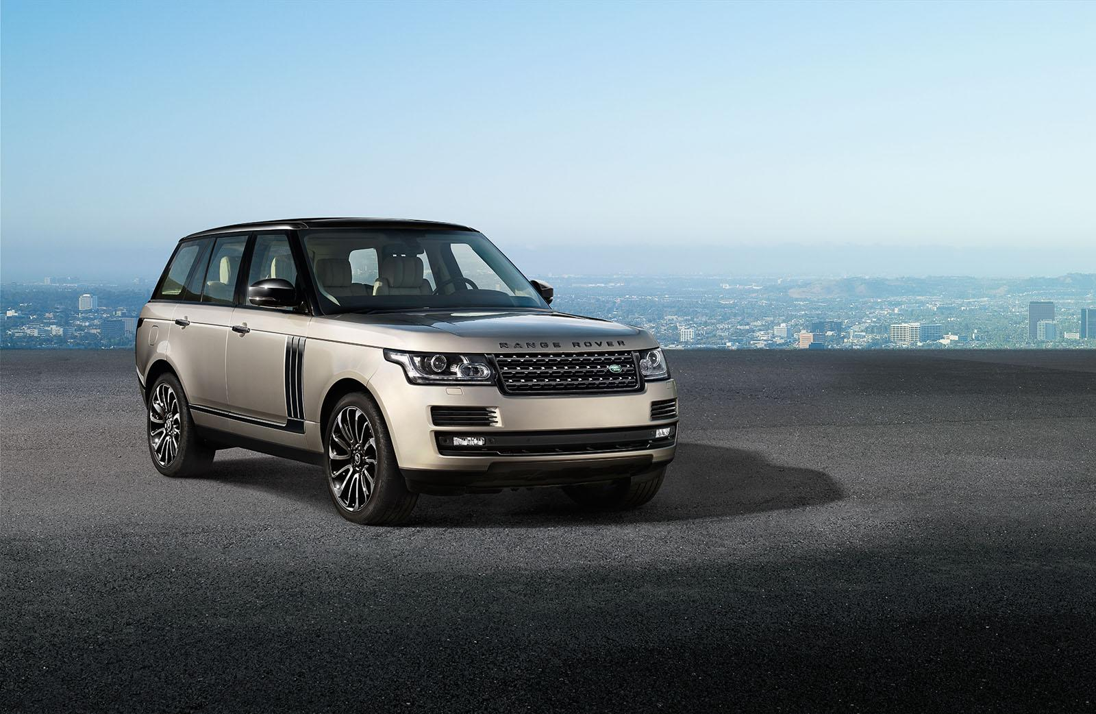 official 2014 range rover and range rover sport gtspirit. Black Bedroom Furniture Sets. Home Design Ideas