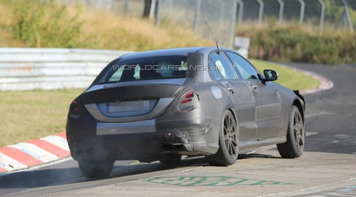 2014 M3 Better Be Ready For The New Mercedes-Benz C63 AMG!