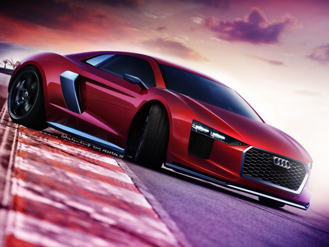 Revised 2015 Audi R8 Envisioned
