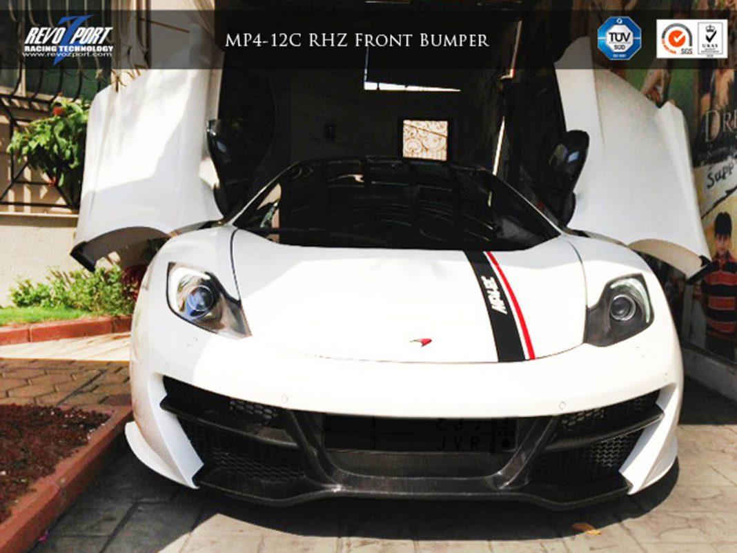 Official: McLaren 12C Kit by RevoZport