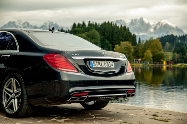 Road Test: 2014 Mercedes S63 AMG Review