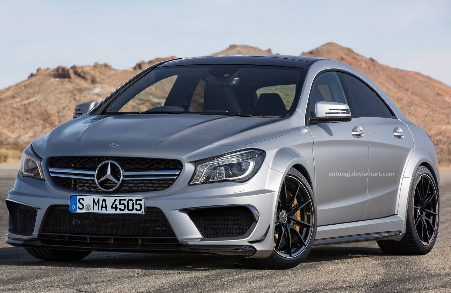 pics photos mercedes benz cla 45 amg. Cars Review. Best American Auto & Cars Review
