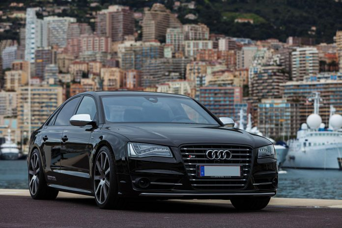 Official: Audi S8 by MTM