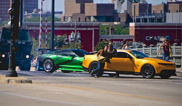 Transformers 4 Begins Filming in Chicago