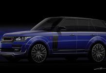 Preview: 2013 Range Rover RS600 by A.Kahn Design