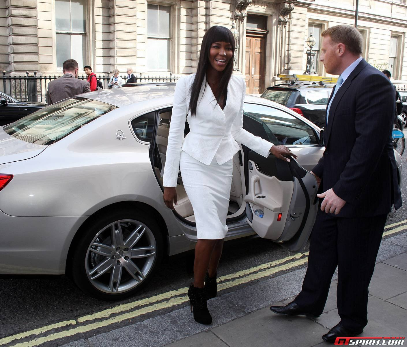 new car launches of 2013World Renown Supermodels Treated to Maserati Rides at The Face